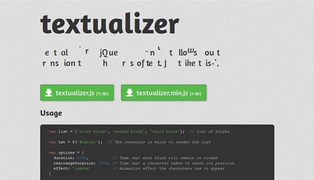 textualizer