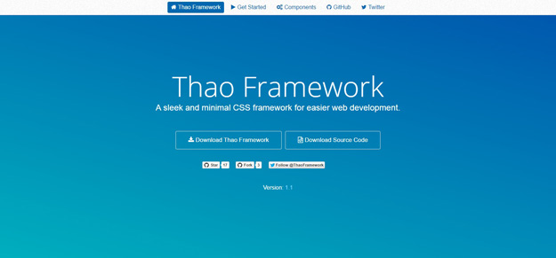 最新13个加速 Web 开发的框架和工具 - 爱七七五八网 - 9