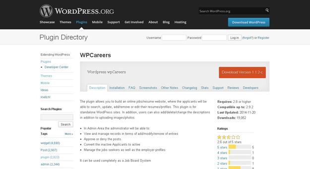 15 Best Wordpress Job Board Plugins Code Geekz