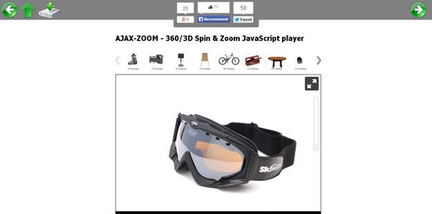 13 Best jQuery 360 Degree Image Rotation Plugins   Code Geekz