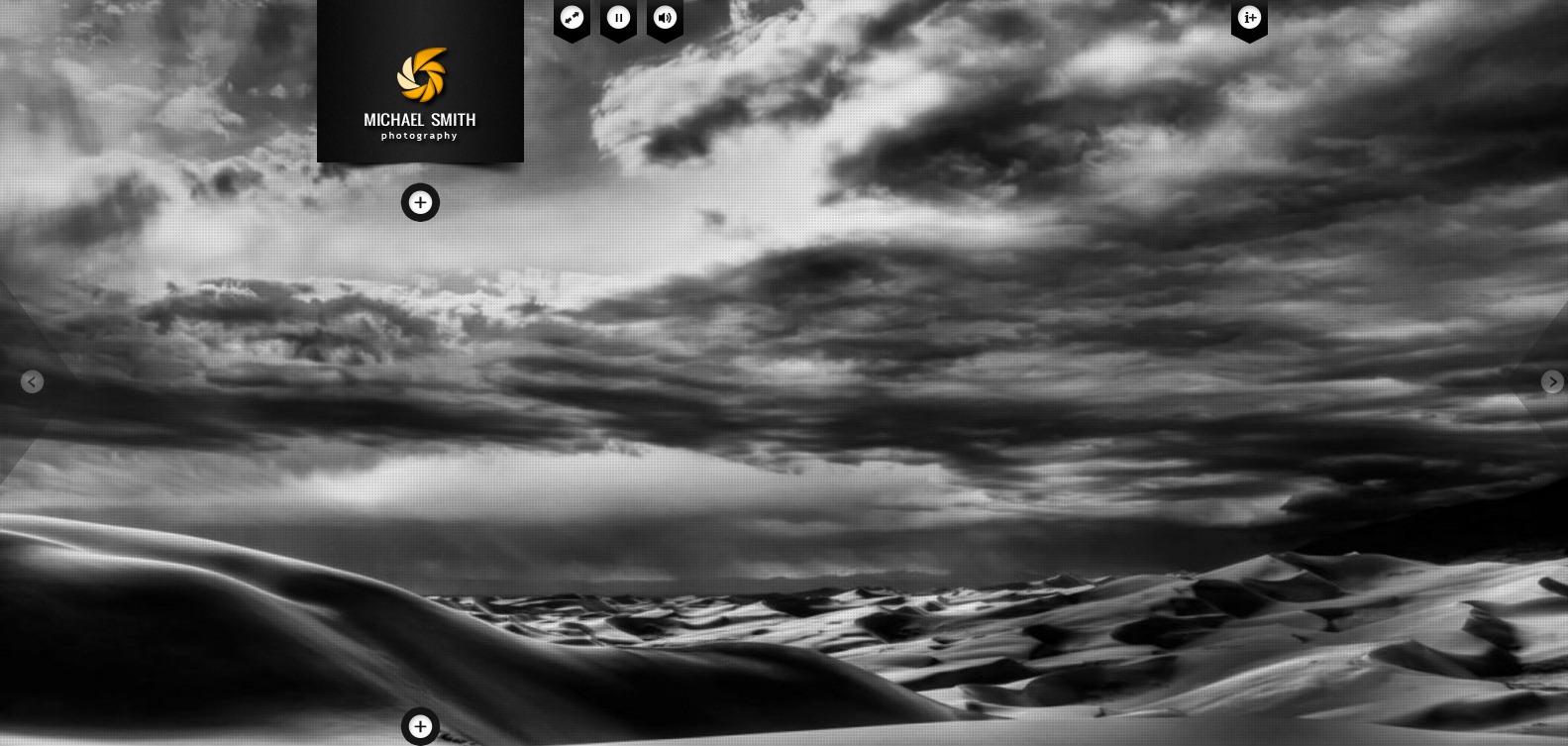 15 Best HTML Photography Website Templates for 2017 | Code Geekz