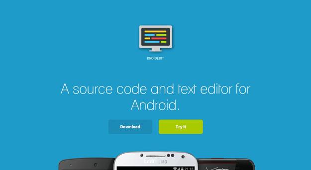 8 Best Code Editors For Android | Code Geekz
