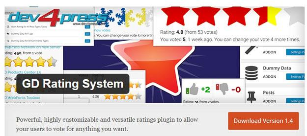 13 Best WordPress Rating Plugins | Code Geekz