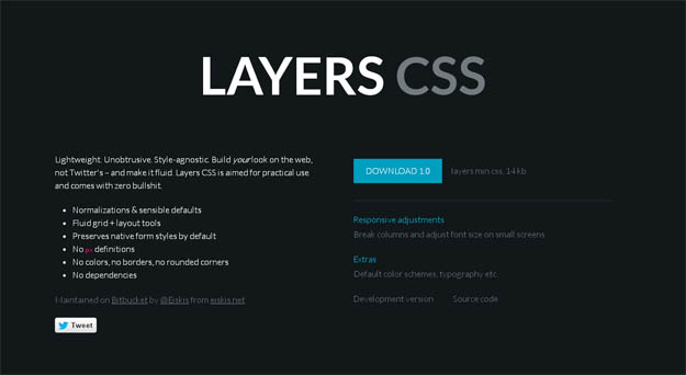 Fresh and Useful CSS Frameworks for Developers