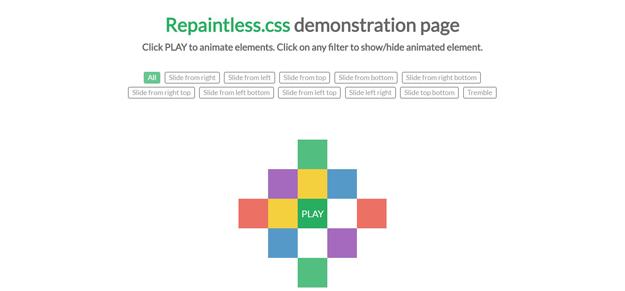 Repaintlesscss