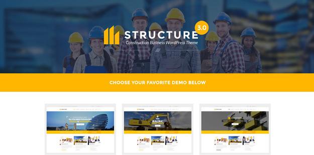 15 Best Construction Company Wordpress Themes Code Geekz
