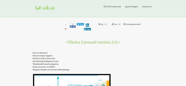 15 Responsive jQuery Carousel plugins for 2016 | Code Geekz