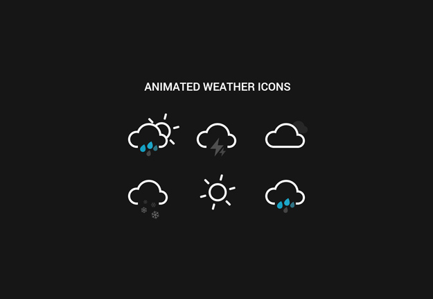 animated-weather-icons-css-snippet