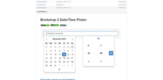 Best jQuery Time Picker Plugins | Code Geekz