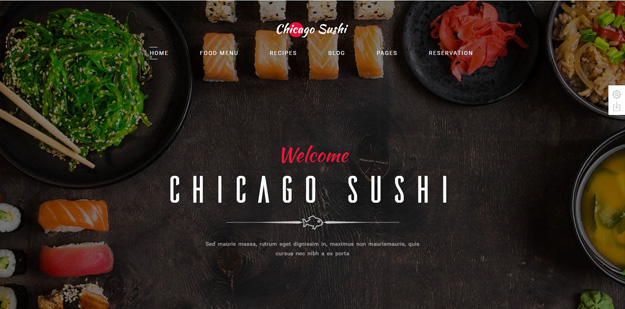 21 HTML5 Restaurant & Cafe Website Templates | Code Geekz