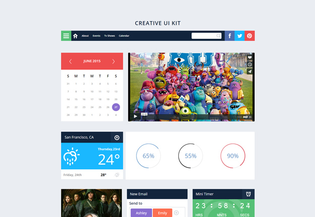 creative ui kit