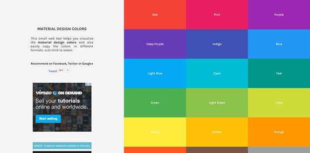 10 best material design color palette generators code geekz