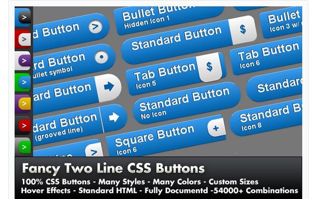 Best CSS3 Buttons for Designers | Code Geekz