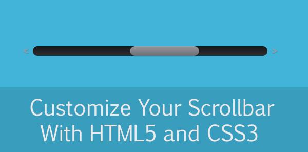 Customize your scrollbars with css3 and jquery code geekz - Jquery div scroll ...