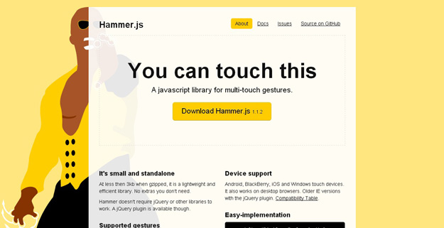 jQuery Touch Event Plugins for Developers | Code Geekz