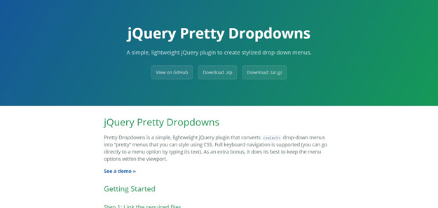 Awesome jQuery Plugins for February 2017 | Code Geekz