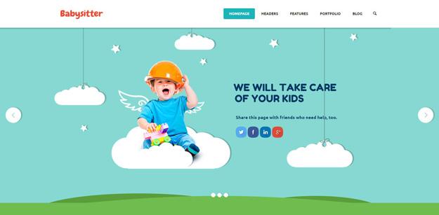 15 Best Html Kids Website Templates Code Geekz