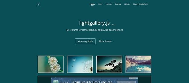Best jQuery Lightbox Plugins in 2017 | Code Geekz