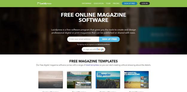 10 Free Magazine Cover Creation Tools   Code Geekz