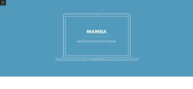 20 Free Bootstrap 3 Templates   Code Geekz