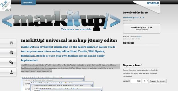 16 Free Rich-Text Editors | Code Geekz
