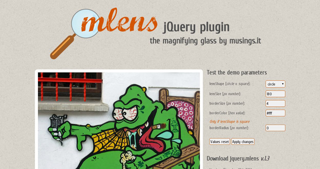 20 jQuery Image Zoom Plugins for Stunning Effects | Code Geekz