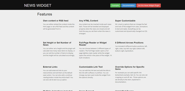 Best jQuery News Ticker Plugins | Code Geekz