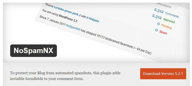 12 Free WordPress Anti Spam Plugins | Code Geekz