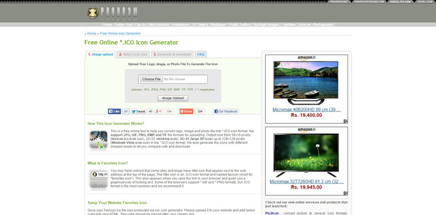 15 Best Favicon Generators for Web Designers | Code Geekz