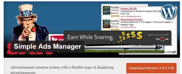 15 Best WordPress plugins for Advertising Management | Code Geekz