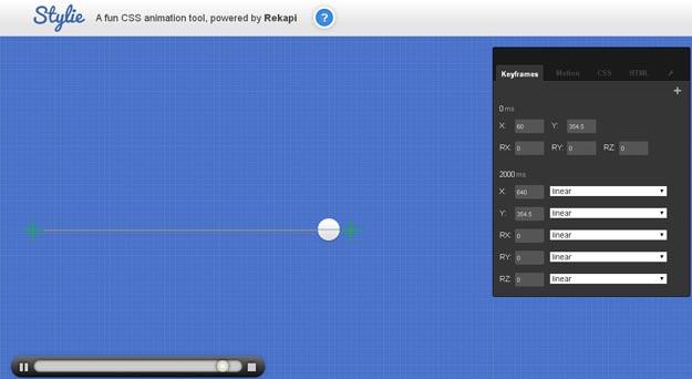 15 Super Useful CSS Animation Tools