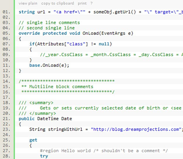 15 Code Syntax Highlighters To Prettify Your Code   Code Geekz