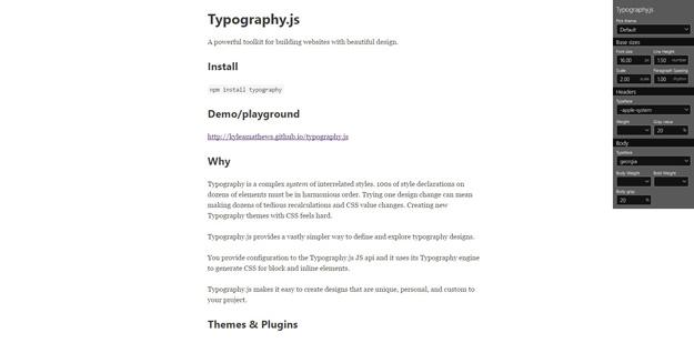 typographyjs