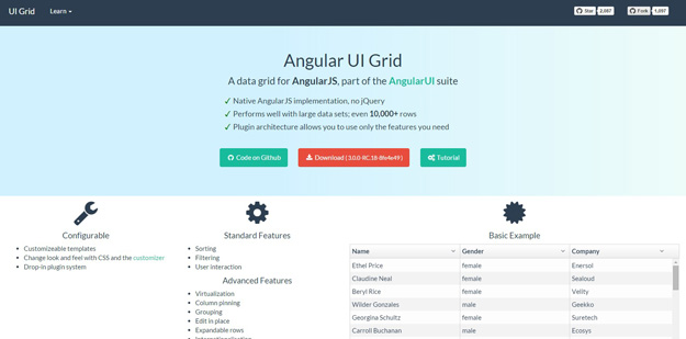 10 Best AngularJS Frameworks   Code Geekz