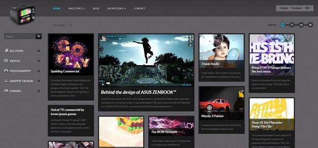 Best HTML Video Website Templates | Code Geekz
