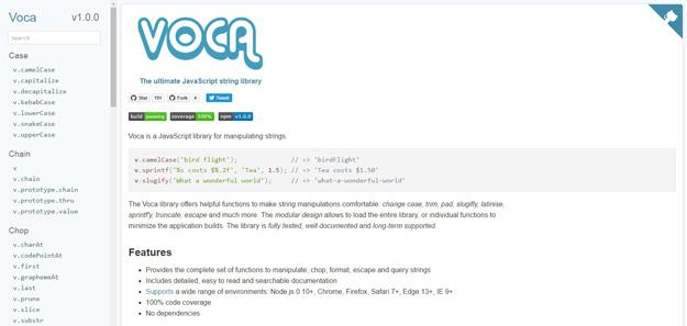 Top 13 JavaScript Libraries for December 2016   Code Geekz