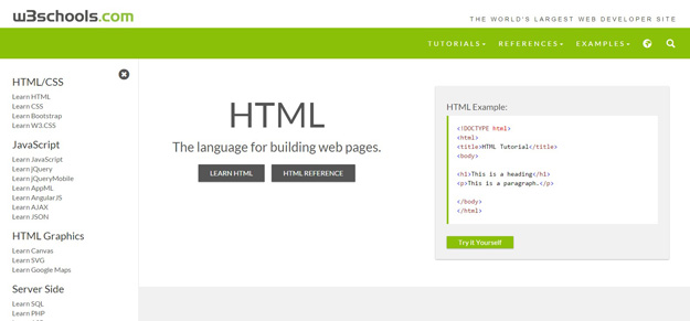 15 Excellent Sites to Learn Programming | Code Geekz