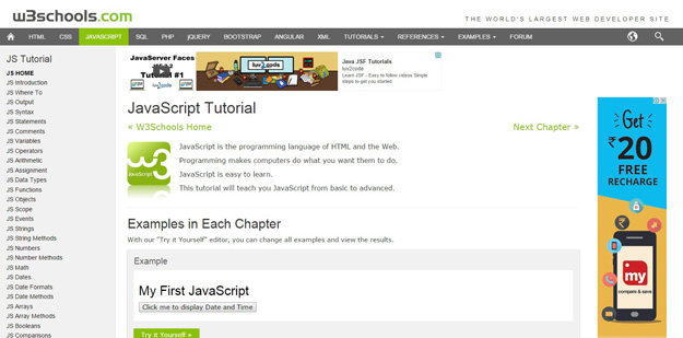 What is the best website to learn JavaScript ...