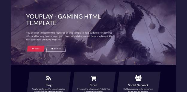 Best Technology Website Templates Code Geekz - Clan website templates