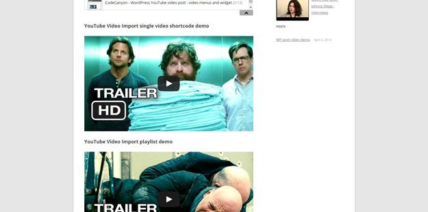 15 WordPress Plugins for YouTube Publishers | Code Geekz